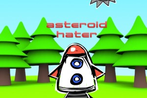 Asteroid Hater